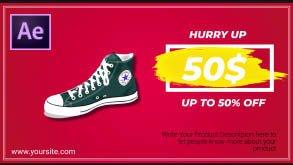 Shoes Sale Promo