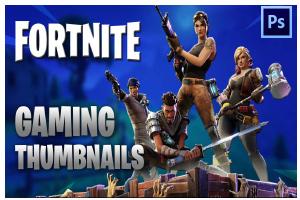 Fortnite Gaming Thumbnail #2