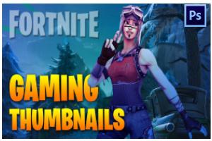 Fortnite Gaming Thumbnail #1