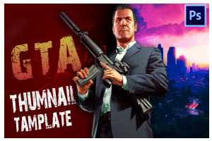 GTA Gaming Thumbnail #1