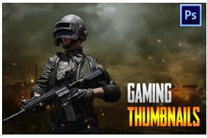 Pubg Gaming Thumbnail #1
