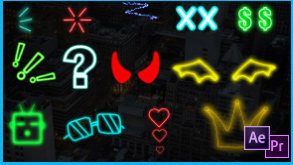 Glow Fx Pack of 13