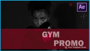 Workout Gym Promo