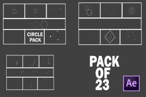 Shape Element Pack #1