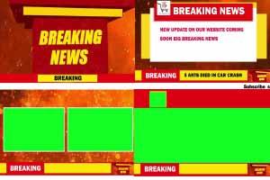 Virtual News studio #2