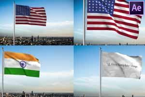 3D FLAG MAKER