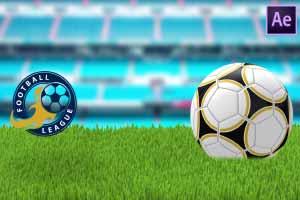 Football Logo Reveal