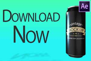 3D Soda Drink & Beer Commercial