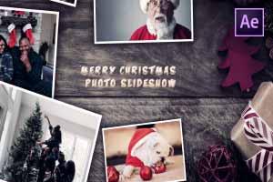 Christmas Photo Frame Slideshow