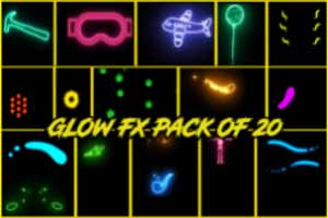 Glow Fx Pack of 20 #6