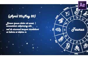 Horoscope Broadcast Pack