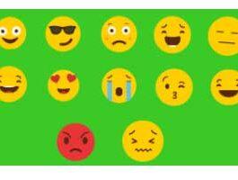 Green Screen Emoji Pack of 12